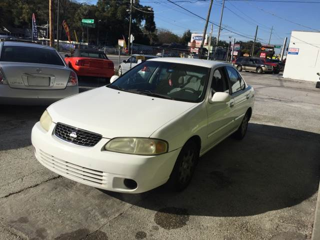2002 Nissan Sentra for sale at Blue Ocean Auto Sales LLC in Tampa FL