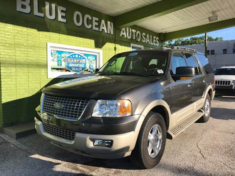 2005 Ford Expedition for sale at Blue Ocean Auto Sales LLC in Tampa FL