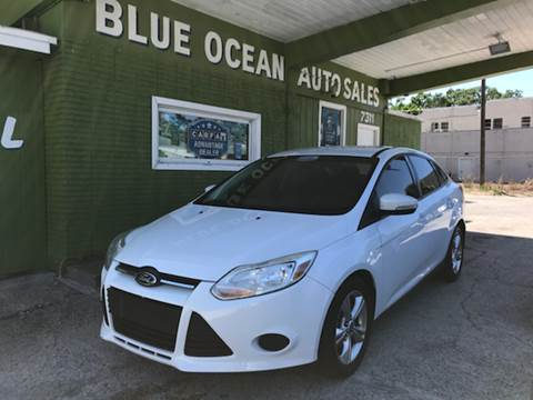 2013 Ford Focus for sale at Blue Ocean Auto Sales LLC in Tampa FL