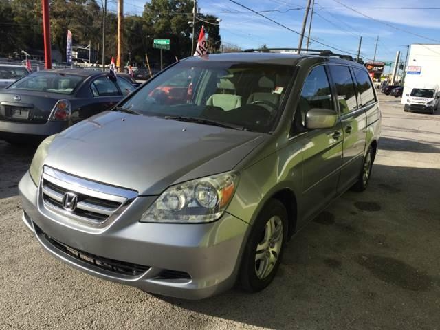 2006 Honda Odyssey for sale at Blue Ocean Auto Sales LLC in Tampa FL