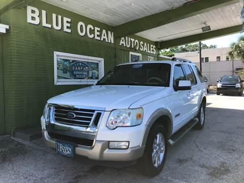 2006 Ford Explorer for sale at Blue Ocean Auto Sales LLC in Tampa FL