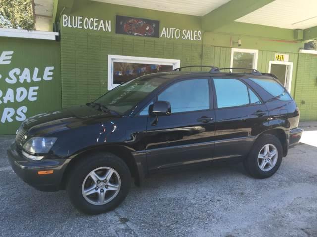 1999 Lexus RX 300 for sale at Blue Ocean Auto Sales LLC in Tampa FL