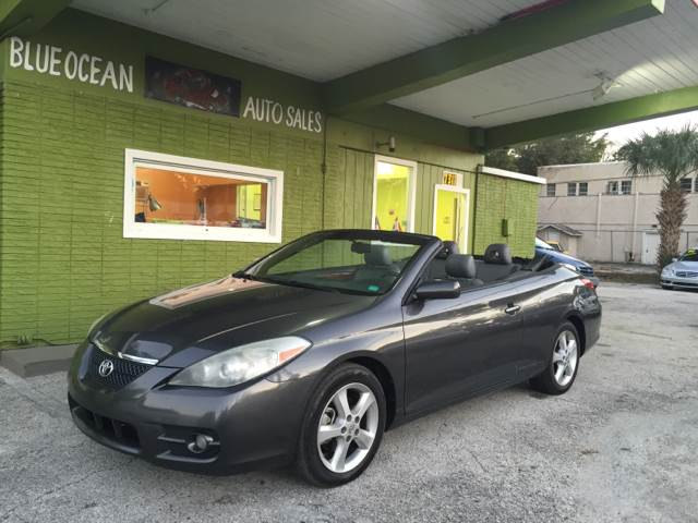 2007 Toyota Camry Solara for sale at Blue Ocean Auto Sales LLC in Tampa FL