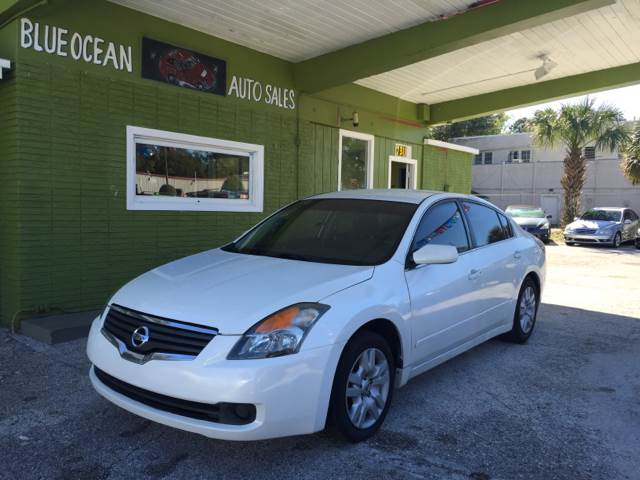 2009 Nissan Altima for sale at Blue Ocean Auto Sales LLC in Tampa FL