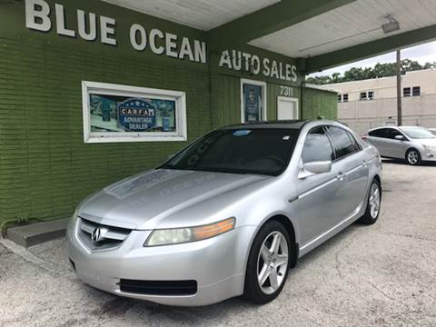 2006 Acura TL for sale at Blue Ocean Auto Sales LLC in Tampa FL