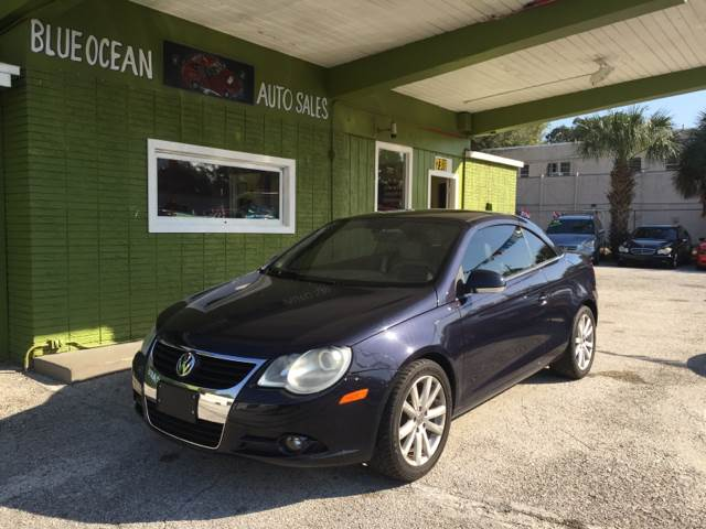 2007 Volkswagen Eos for sale at Blue Ocean Auto Sales LLC in Tampa FL