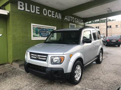 2007 Honda Element for sale at Blue Ocean Auto Sales LLC in Tampa FL