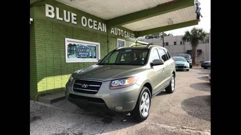 2007 Hyundai Santa Fe for sale at Blue Ocean Auto Sales LLC in Tampa FL