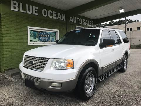 2003 Ford Expedition for sale at Blue Ocean Auto Sales LLC in Tampa FL
