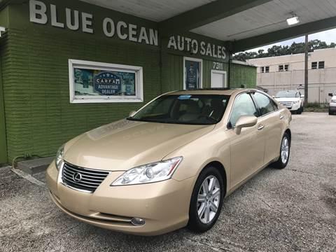 2008 Lexus ES 350 for sale at Blue Ocean Auto Sales LLC in Tampa FL