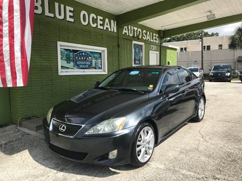 2007 Lexus IS 350 for sale at Blue Ocean Auto Sales LLC in Tampa FL