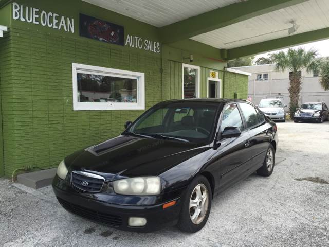 2003 Hyundai Elantra for sale at Blue Ocean Auto Sales LLC in Tampa FL