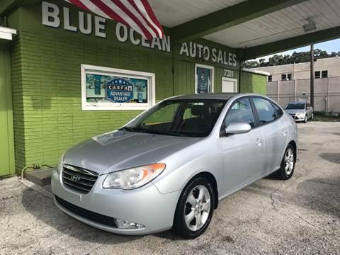 2009 Hyundai Elantra for sale at Blue Ocean Auto Sales LLC in Tampa FL