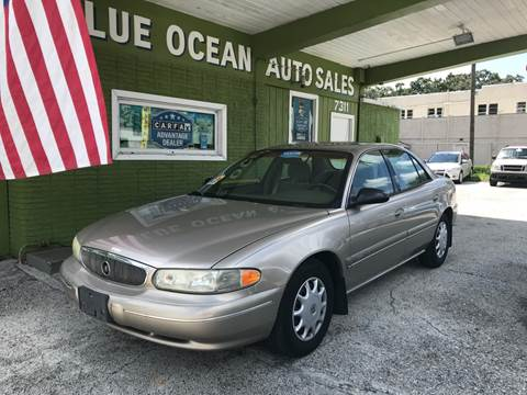 1998 Buick Century for sale at Blue Ocean Auto Sales LLC in Tampa FL