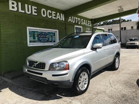 2008 Volvo XC90 for sale at Blue Ocean Auto Sales LLC in Tampa FL