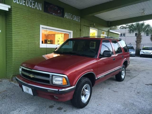 1995 Chevrolet Blazer for sale at Blue Ocean Auto Sales LLC in Tampa FL