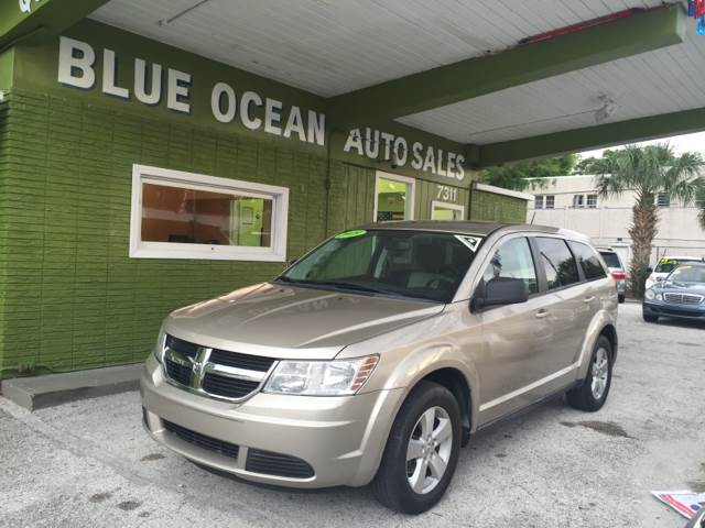 2009 Dodge Journey for sale at Blue Ocean Auto Sales LLC in Tampa FL