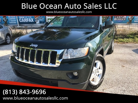 2011 Jeep Grand Cherokee for sale in Tampa, FL