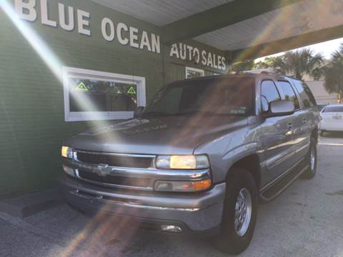 2003 Chevrolet Suburban for sale at Blue Ocean Auto Sales LLC in Tampa FL