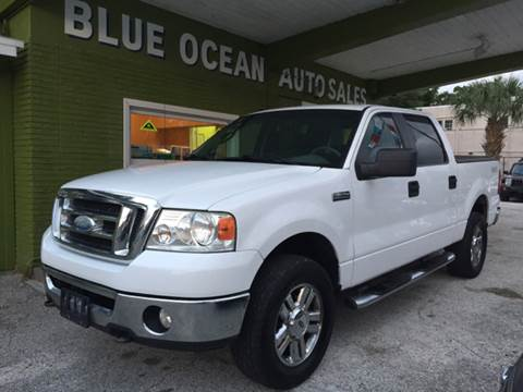 2008 Ford F-150 for sale at Blue Ocean Auto Sales LLC in Tampa FL
