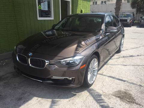 2013 BMW 3 Series for sale at Blue Ocean Auto Sales LLC in Tampa FL