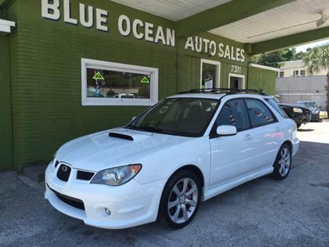 2006 Subaru Impreza for sale at Blue Ocean Auto Sales LLC in Tampa FL