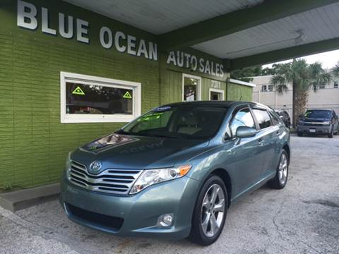 2009 Toyota Venza for sale at Blue Ocean Auto Sales LLC in Tampa FL