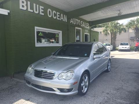 2006 Mercedes-Benz C-Class for sale at Blue Ocean Auto Sales LLC in Tampa FL