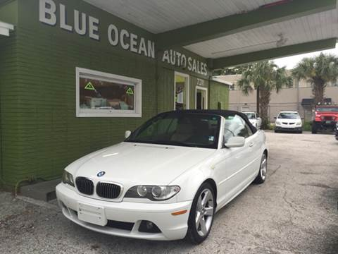 2005 BMW 3 Series for sale at Blue Ocean Auto Sales LLC in Tampa FL
