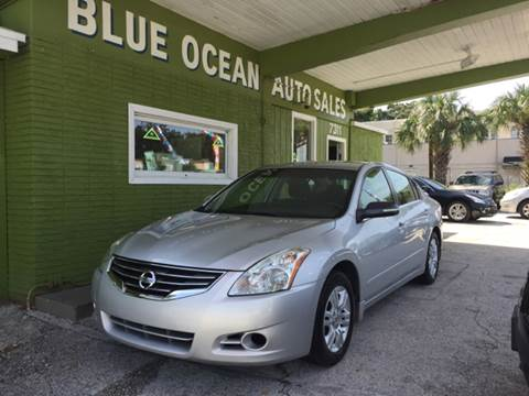 2011 Nissan Altima for sale at Blue Ocean Auto Sales LLC in Tampa FL