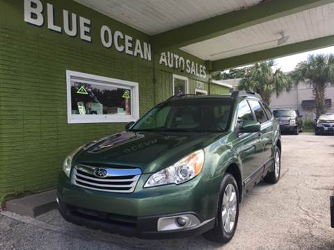 2011 Subaru Outback for sale at Blue Ocean Auto Sales LLC in Tampa FL