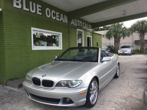 2004 BMW 3 Series for sale at Blue Ocean Auto Sales LLC in Tampa FL