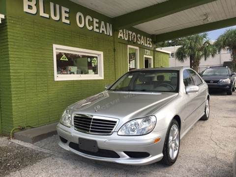 2006 Mercedes-Benz S-Class for sale at Blue Ocean Auto Sales LLC in Tampa FL