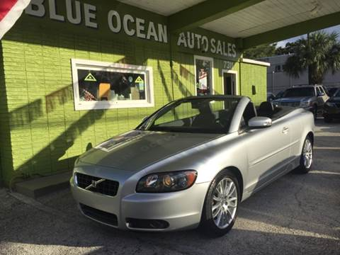 2008 Volvo C70 for sale at Blue Ocean Auto Sales LLC in Tampa FL