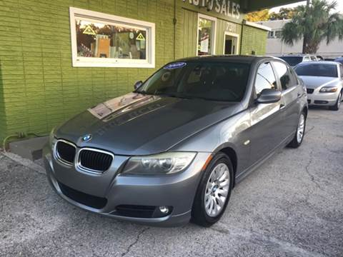 2009 BMW 3 Series for sale at Blue Ocean Auto Sales LLC in Tampa FL