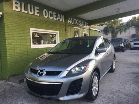 2011 Mazda CX-7 for sale at Blue Ocean Auto Sales LLC in Tampa FL