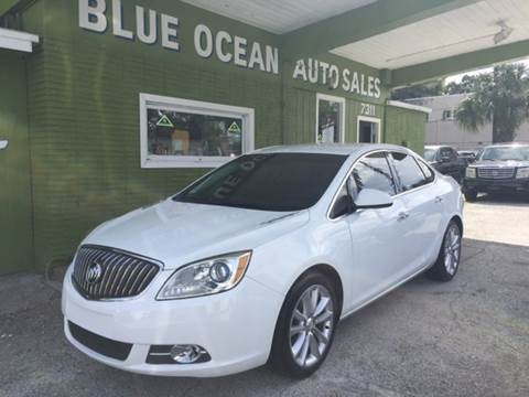 2013 Buick Verano for sale at Blue Ocean Auto Sales LLC in Tampa FL