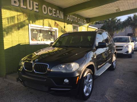 2007 BMW X5 for sale at Blue Ocean Auto Sales LLC in Tampa FL