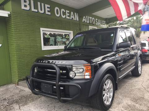 2006 Land Rover LR3 for sale at Blue Ocean Auto Sales LLC in Tampa FL