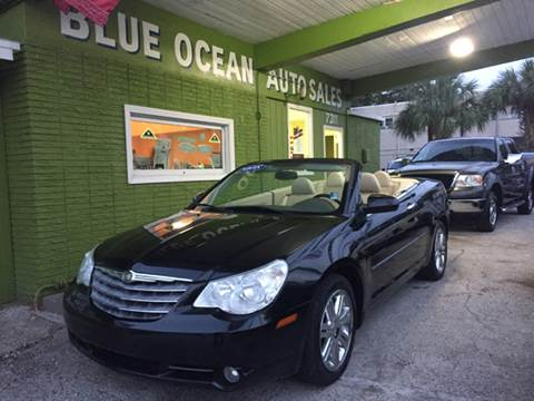 2008 Chrysler Sebring for sale at Blue Ocean Auto Sales LLC in Tampa FL