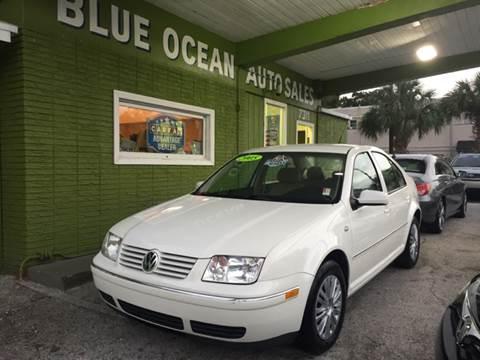 2005 Volkswagen Jetta for sale at Blue Ocean Auto Sales LLC in Tampa FL