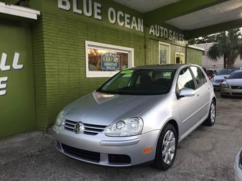 2006 Volkswagen Rabbit for sale at Blue Ocean Auto Sales LLC in Tampa FL