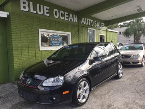 2008 Volkswagen GTI for sale at Blue Ocean Auto Sales LLC in Tampa FL