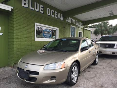 2003 Dodge Stratus for sale at Blue Ocean Auto Sales LLC in Tampa FL