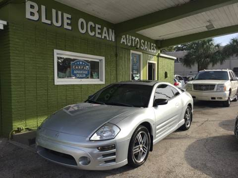 2003 Mitsubishi Eclipse for sale at Blue Ocean Auto Sales LLC in Tampa FL