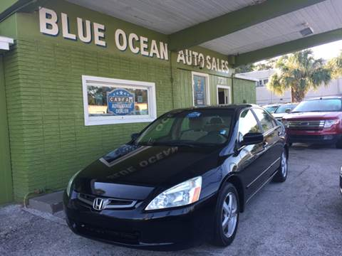 2005 Honda Accord for sale at Blue Ocean Auto Sales LLC in Tampa FL