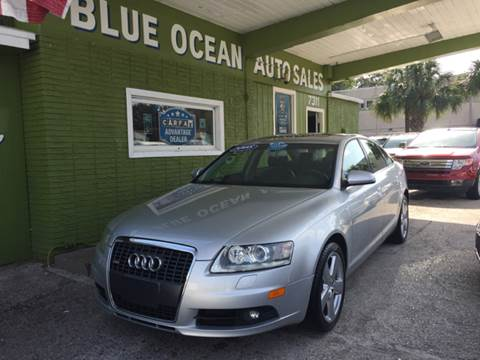2008 Audi A6 for sale at Blue Ocean Auto Sales LLC in Tampa FL