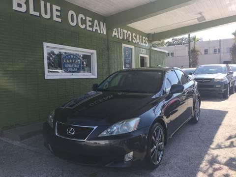 2008 Lexus IS 350 for sale at Blue Ocean Auto Sales LLC in Tampa FL
