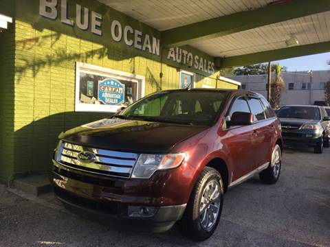 2010 Ford Edge for sale at Blue Ocean Auto Sales LLC in Tampa FL