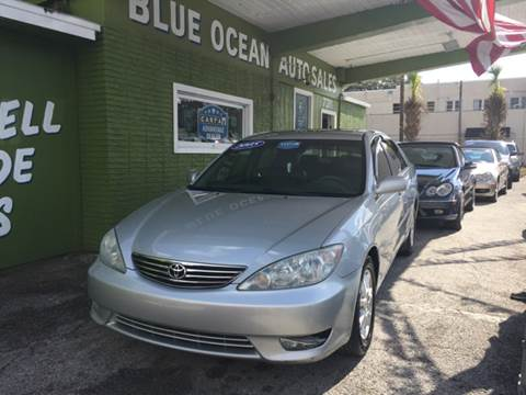2005 Toyota Camry for sale at Blue Ocean Auto Sales LLC in Tampa FL